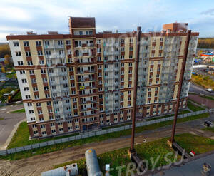 ЖК «Янинский Каскад-3»: из группы застройщика