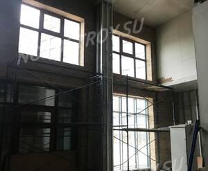 МФК лофт-проект «Docklands»: ход строительства блока №1