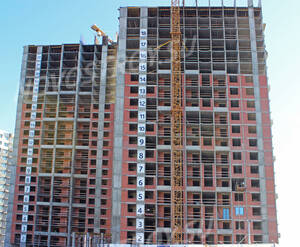 ЖК «Bau Haus»: ход строительства