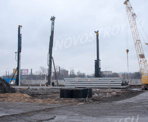 ЖК «Полис на Неве»: ход строительства