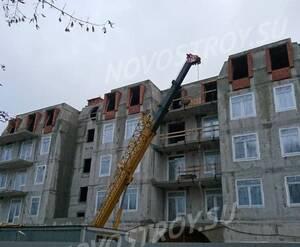 ЖК «Авиатор»: ход строительства
