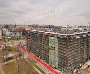ЖК «Verona»: ход строительства