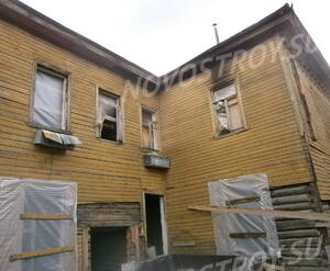 МЖК «Госпитальная, 9/20»: реконструируемый дом