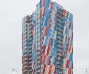 ЖК «Новая Охта»: ход строительства дома №38