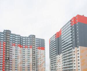 ЖК «Новая Охта»: ход строительства дома №39
