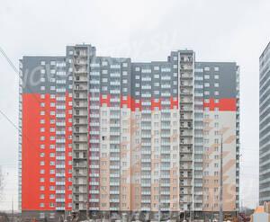 ЖК «Новая Охта»: ход строительства дома №40