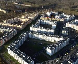 Малоэтажный ЖК «Новые кварталы Петергофа»: скриншот с видеообзора