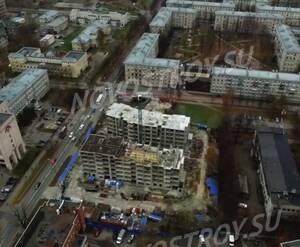 ЖК «Капитал Классик»: скриншот с видеообзора