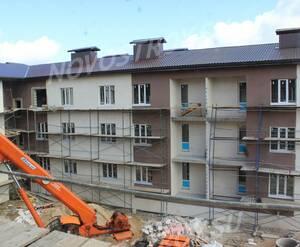 Малоэтажный ЖК «Победа»: ход строительства