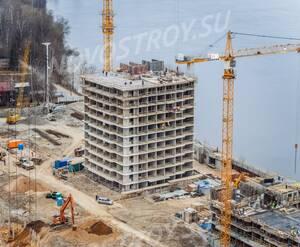 ЖК «ЖИВИ! в Рыбацком»: ход строительства ФЗУ 10