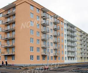 ЖК «Новоорловский»: ход строительства корпуса №1.6.1