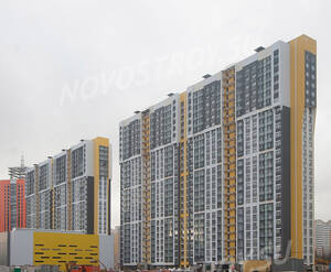 ЖК «Шуваловский»: ход строительства дома №8