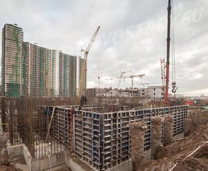 ЖК «Цивилизация»: ход строительства дома №2