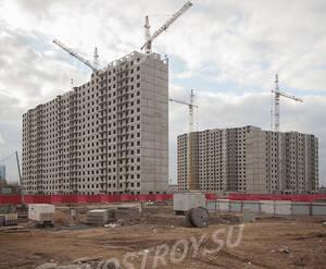 ЖК «Цивилизация»: ход строительства дома №8