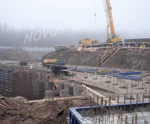 ЖК «Полис на Комендантском»: ход строительства корпуса №2