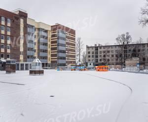 ЖК «Астрид»: ход строительства ФЗУ 8