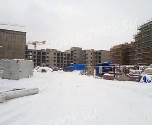 Малоэтажный ЖК «Новое Сертолово»: ход строительства 3 очереди, корпус №23