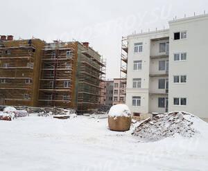 Малоэтажный ЖК «Новое Сертолово»: ход строительства 3 очереди, корпус №24