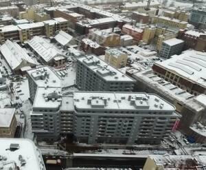 ЖК «Мендельсон»: скриншот с видеообзора