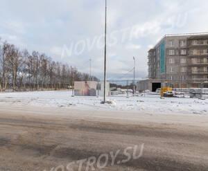 ЖК «Gröna Lund»: ход строительства