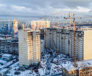 ЖК «Малая Охта»: ход строительства