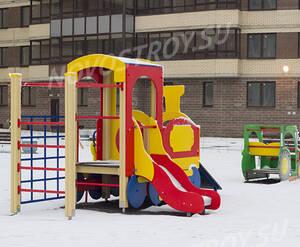 ЖК «Приневский»: ход строительства корпуса №5