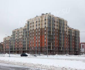 Малоэтажный ЖК «Юнтолово»: ход строительства 3 очереди