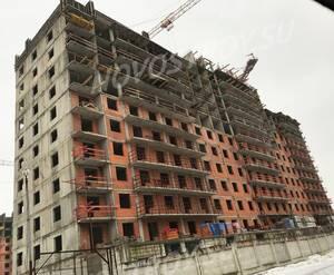 ЖК «Парголово»: ход строительства 27 очереди из группы дольщиков