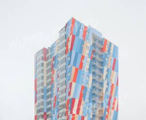 ЖК «Новая Охта»: ход строительства корпуса №38