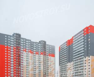 ЖК «Новая Охта»: ход строительства корпуса №40