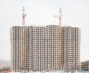 ЖК «Шуваловский»: ход строительства корпуса №13