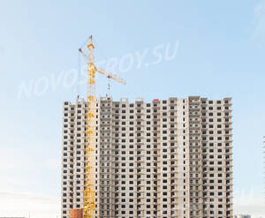 ЖК «Цивилизация»: ход строительства дома №10