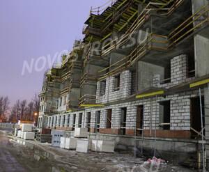 ЖК «Кирилл и Дарья»: ход строительства