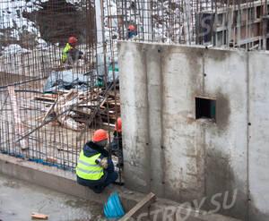 ЖК «Полис на Неве»: ход строительства дома №2