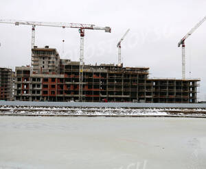 ЖК «Жемчужный берег»: ход строительства