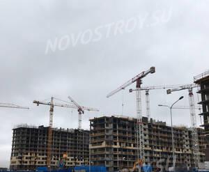 ЖК «Мурино 2019»: ход строительства корпуса №3 из группы застройщика