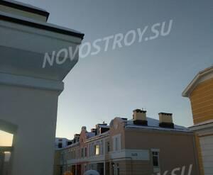 Малоэтажный ЖК «Александровский»: из группы застройщика