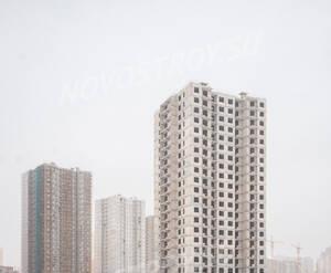 ЖК «Новая Охта. На речке»: ход строительства корпуса №6