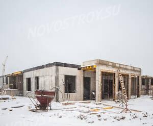 ЖК «Новая Охта. На речке»: ход строительства корпуса №11