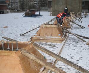 ЖК «Ижора Парк»: ход строительства 4 очереди