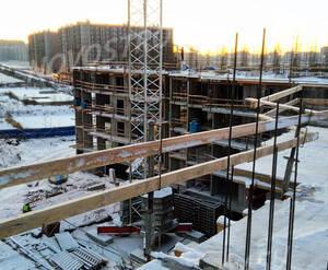 ЖК «Ювента»: ход строительства корпуса №1