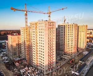 ЖК «Рантала»: ход строительства