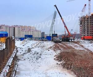 ЖК «Legenda Героев»: ход строительства