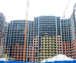 ЖК «Краски лета»: ход строительства дома №12