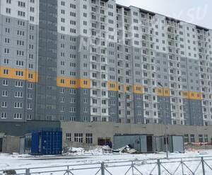 ЖК «Новое Горелово»: ход строительства дома 27