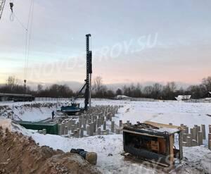 ЖК «КудроВО!»: ход строительства 2 очереди