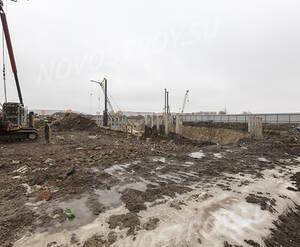 ЖК «Приневский»: ход строительства корпуса №4