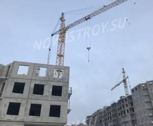 ЖК «ТриДевяткино царство»: ход строительства корпуса №9