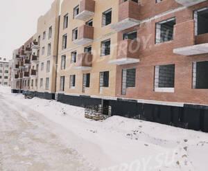 Малоэтажный ЖК «Итальянский квартал»: ход строительства дома №3