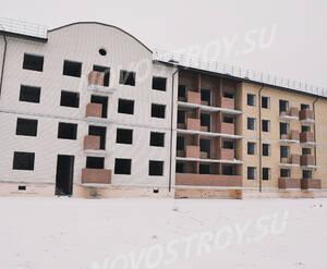 Малоэтажный ЖК «Итальянский квартал»: ход строительства дома №4